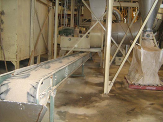 Sanki Conveyors, Trough Belt Conveyor, Sancon Conveyors, Sanwest